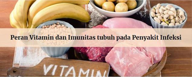 Peran Vitamin dan Imunitas pada penyakit Infeksi