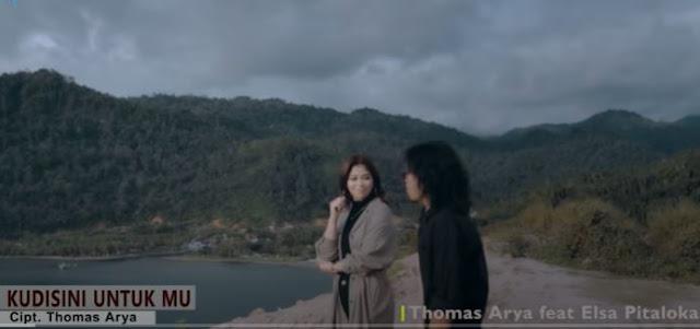 Lirik Lagu Pof Malaysia Thomas Arya Ft. Elsa Pitaloka - Ku Disini Untukmu
