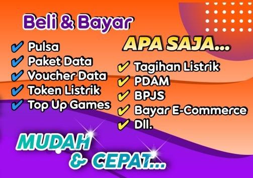 Pandaftaran (mk) Master marketing agen PULSA topindo