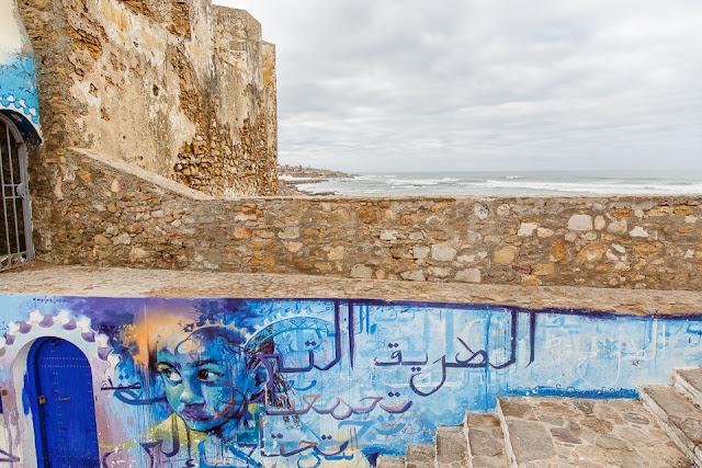 Asilah grafitti