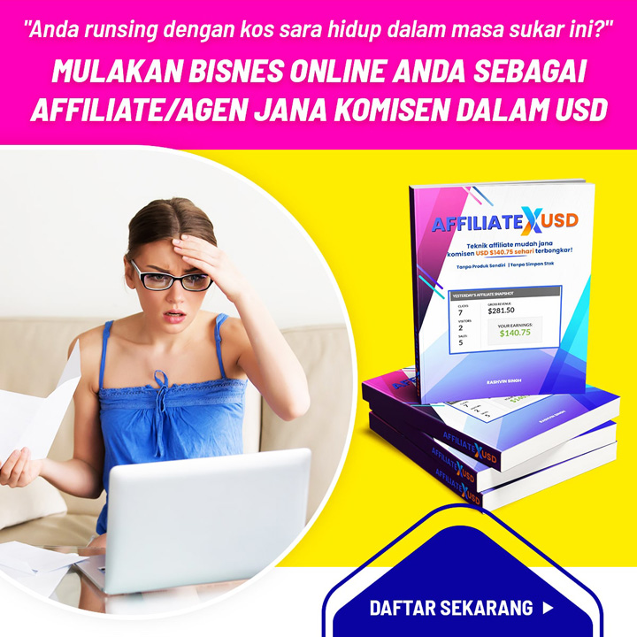Peluang Jana Income USD Semasa Covid-19