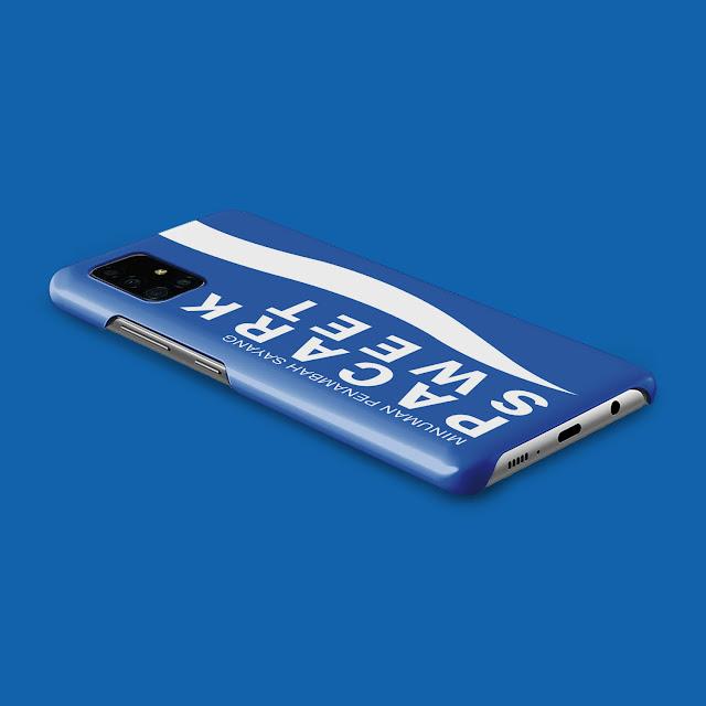 Contoh Mockup Custom Case 3D SAMSUNG A51