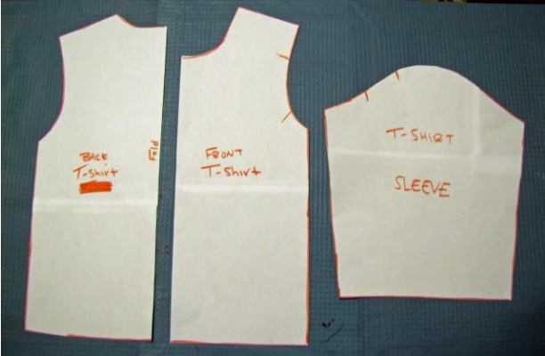 cara-membuat-pola-baju-untuk-pemula