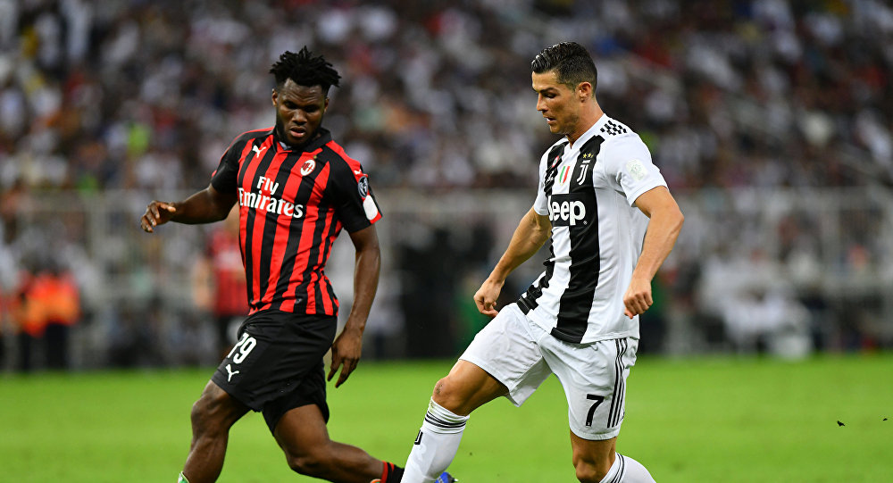 نتيجة مباراة يوفنتوس وميلان بتاريخ 10-11-2019 الدوري الايطالي