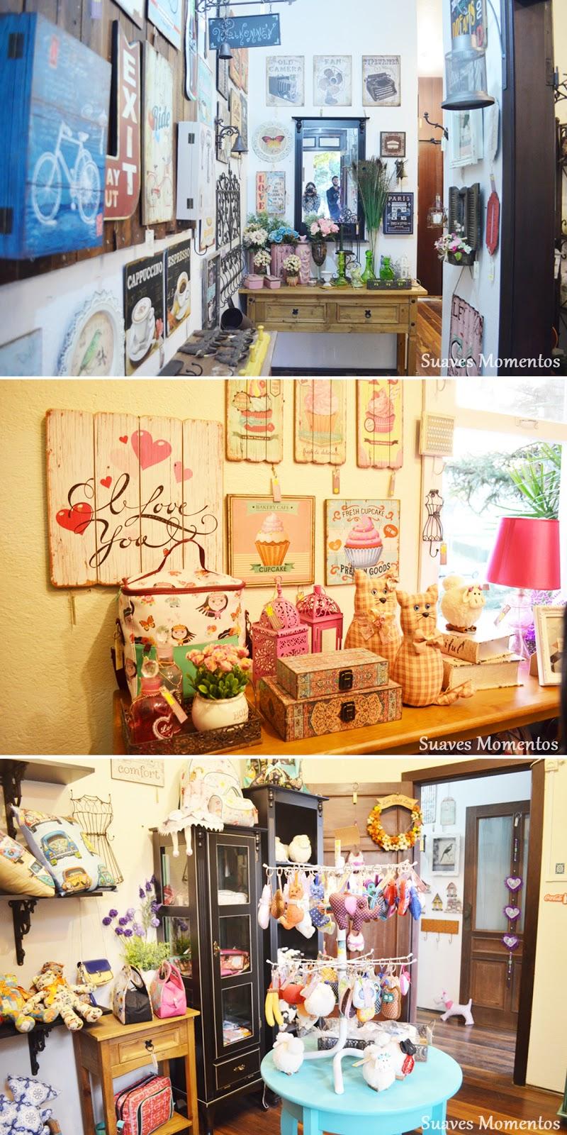 Loja de artesanato em Pomerode