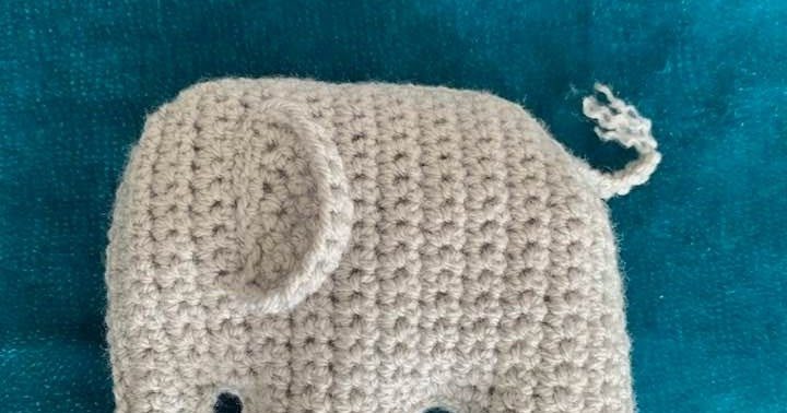 Crochet Hippo Hat Free Crochet Patterns & Paid | 378x720