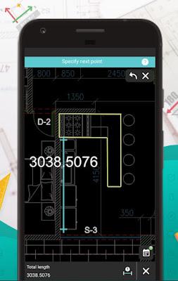 تطبيق الهندسة المعمارية DWG FastView - CAD Plan Viewer