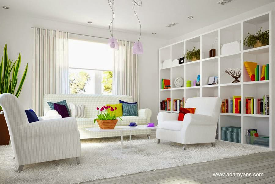 Diseño interior decorativo