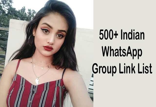 500+ Indian WhatsApp Group Link List