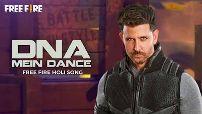 Lyrics Of New Songs DNA Mein Dance Sung By Vishal & Shekhar