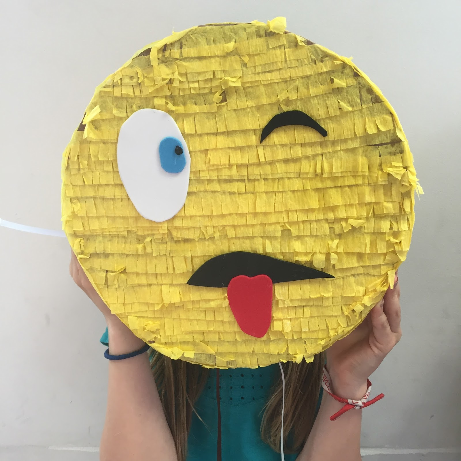 Turbo SO sooo cute: L'atelier Piñata Smiley pour les 8 ans de Lola ! AF67