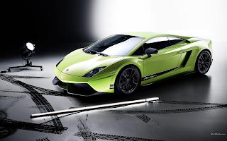 Lamborghini Gallardo HD Wallpapers