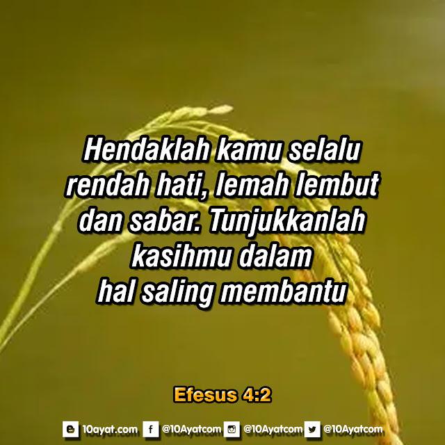 Efesus 4:2