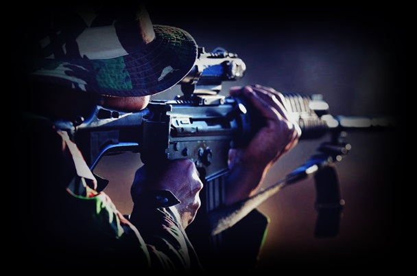 senapan canggih SS2 pindad dipakai TNI