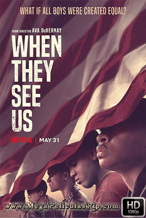 When They See Us Temporada 1 [1080p] [Latino-Ingles] [MEGA]