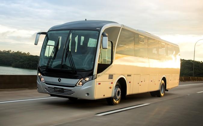 Grupo Transmoreira renova frota com 90 ônibus Mercedes-Benz
