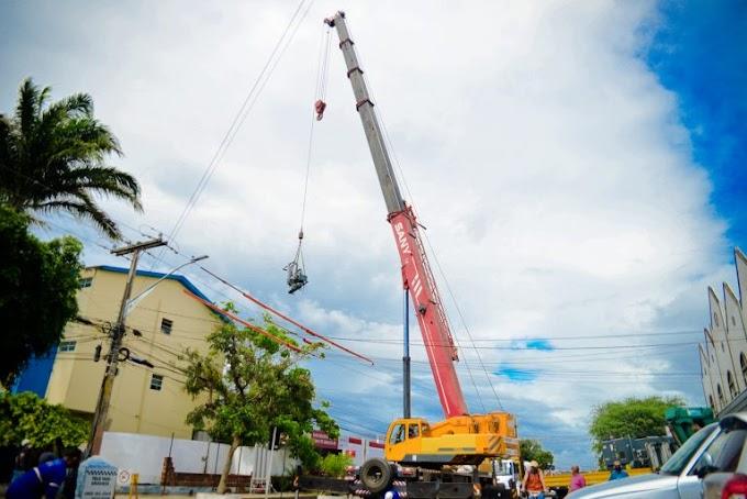 Expectativa da população aumenta com a chegada dos equipamentos que vão funcionar na UTI do hospital de Gravatá.