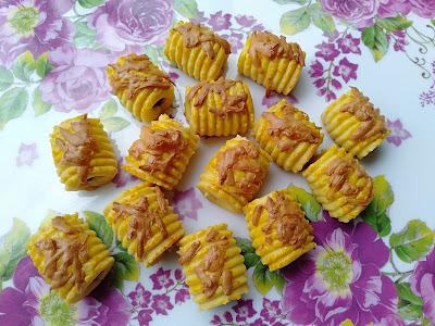 Tart Nenas Cheese Viral Azlina Ina