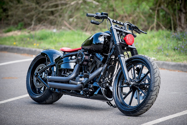 Harley Davidson By Shaw Speed And Custom Hell Kustom