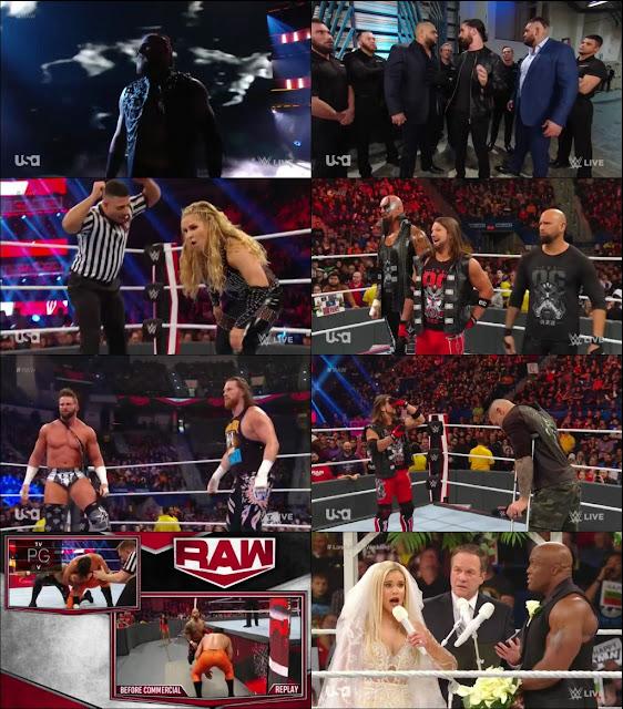WWE Monday Night Raw 30 December 2019 480p HDTV