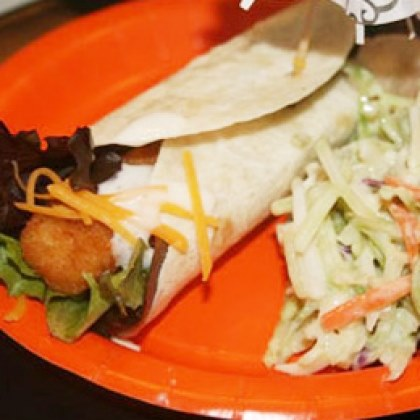 Quick and Easy Fish Stick Wraps