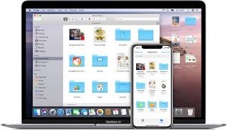Cartelle Desktop e Documenti per iCloud