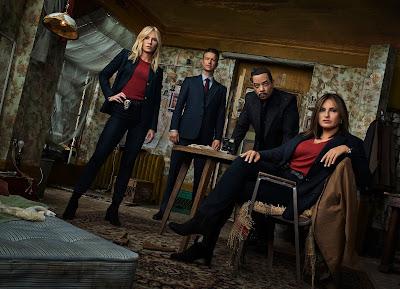 Law & Order: SVU (Divulgação: Universal TV)