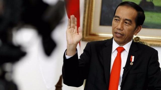 Jokowi : Kadang Kesabaran Saya Juga Habis Empat Tahun Terus Dituding Antek Asing