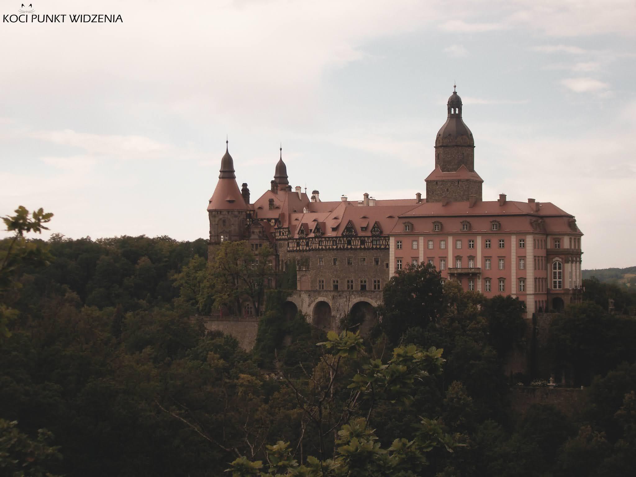 Zamek Książ godziny otwarcia
