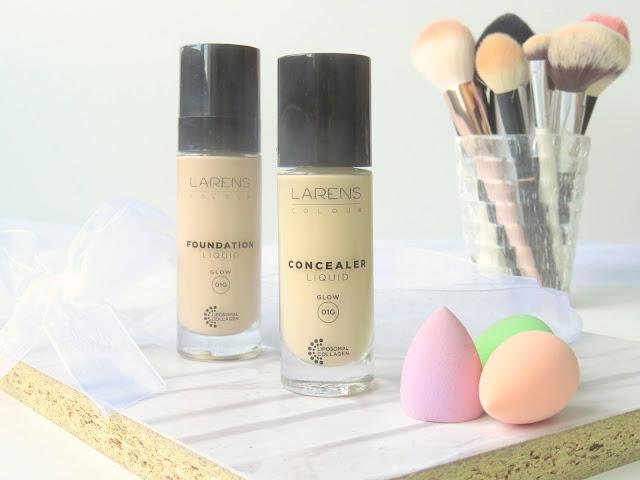 LARENS Colour kozmetika skusenosti