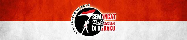 Pedoman Peringatan Hari Pahlawan 2018