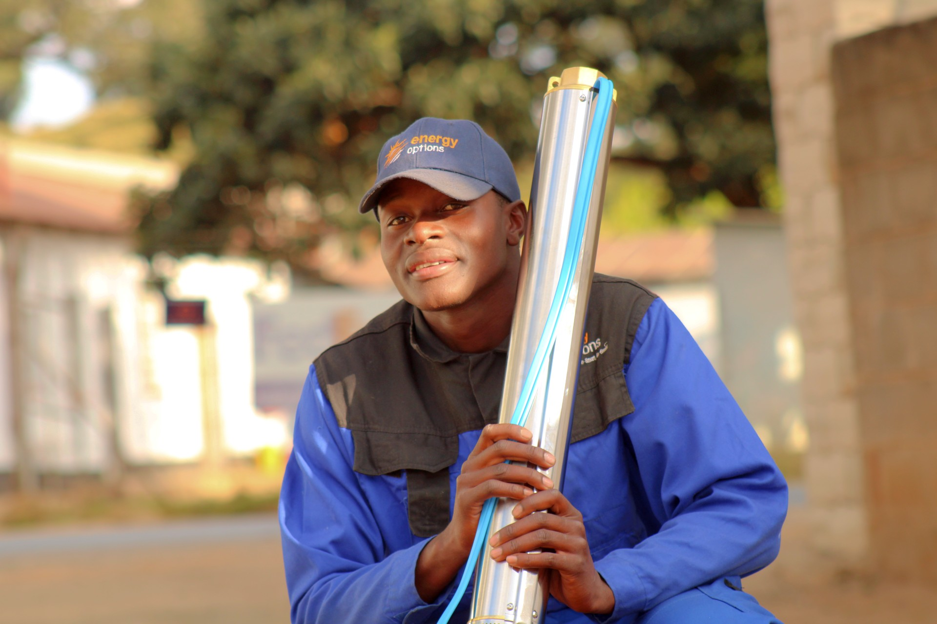 Solar Power Enables Zimbabwe Bank Employees To Work Seamlessly From Home
