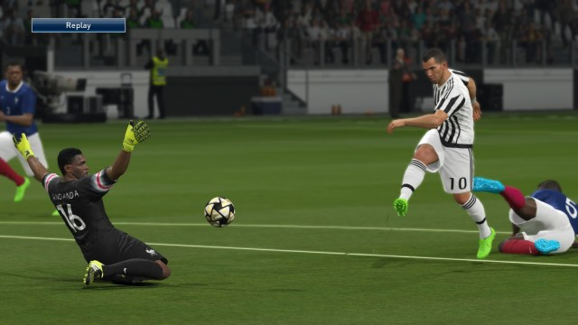 PES 2017 Test Gameplay dari Harlock