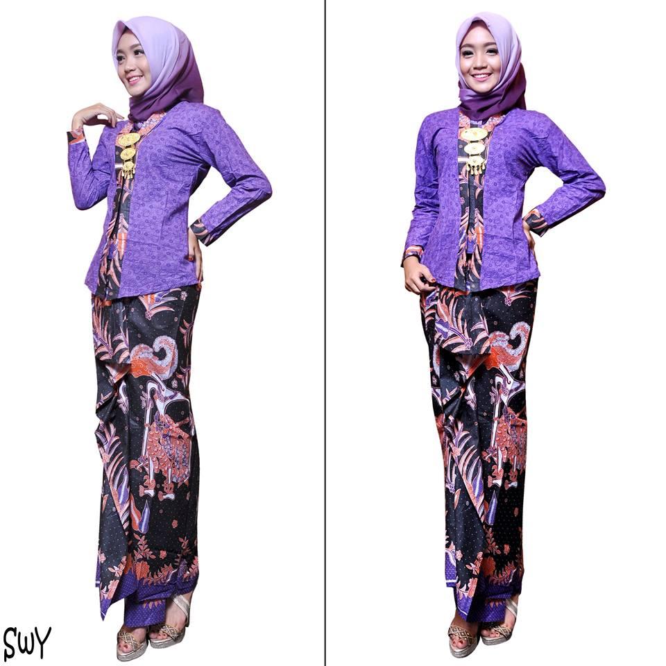 Baju Setelan Batik Wanita: Baju Gamis Batik Wanita Terbaru
