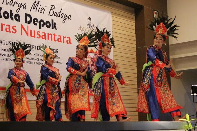 Ayodya Pala Ikut Berlaga di Festival Tari Nusantara 2019