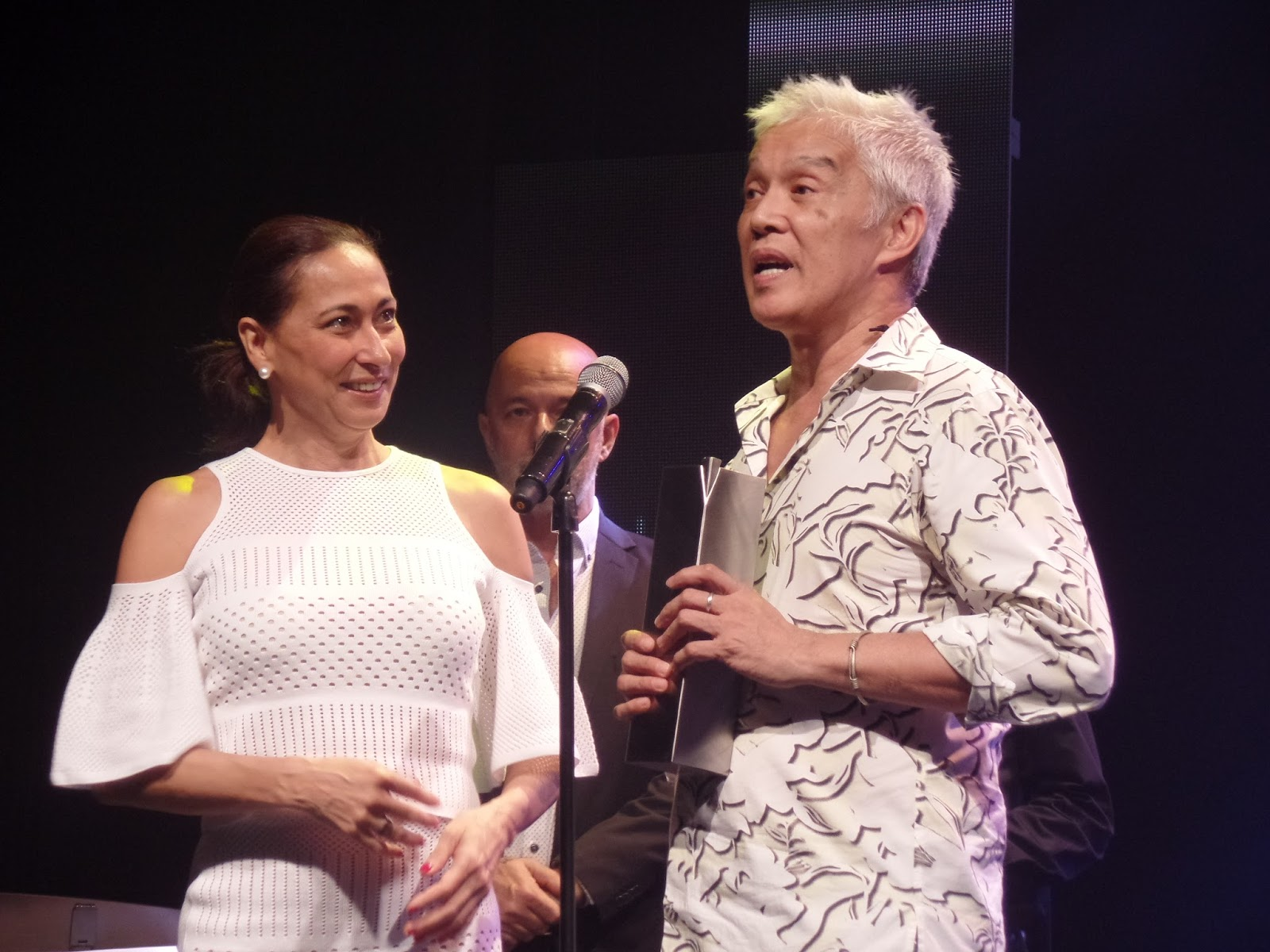 Fred Said: THEATER, CONCERTS, EVENTS: Recap and Winners List GAWAD