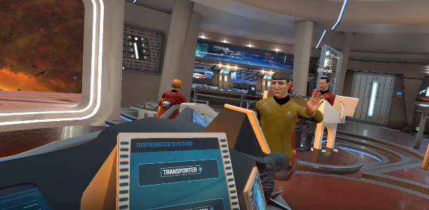 Star Trek Bridge Crew ya disponible, ¡a disfrutar de la aventura!