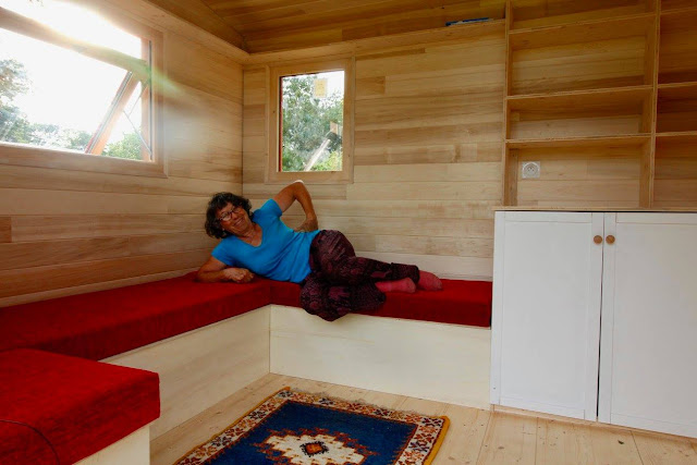 Cahute tiny house