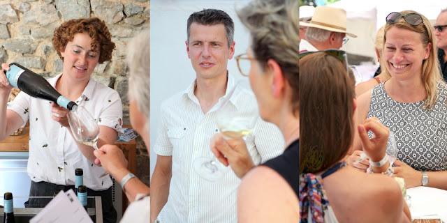 Die Weinpräsentation Heimspiel 2019 des VDP an der Nahe mit Frank Schönleber, Vorsitzender des VDP.Nahe.