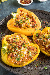 Vegetarian Stuffed Pepper Recipes that Even Meat Eaters will Love