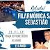 Filarmônica São Sebastião convida você para apresentação dos seus 131 anos de história em Belo Jardim, PE. Divulgue e participe...