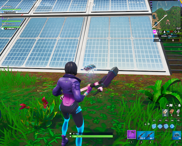 Found at a Solar Panel Array in the Jungle FORTBYTE Mission #95