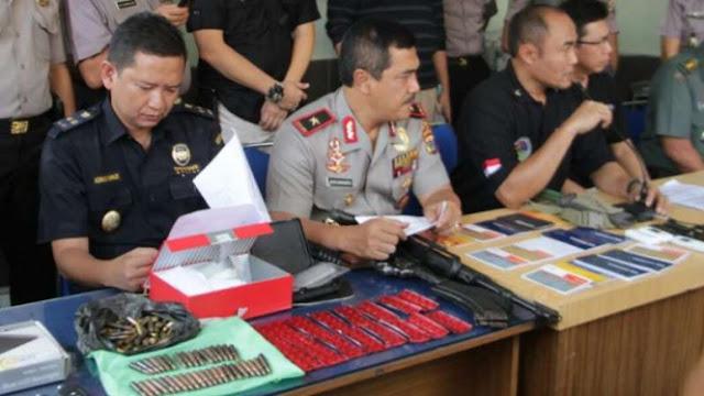 Polisi Gagalkan Oknum Polisi Pengedar Narkoba Sabu Seberat 2,9 Kg di Sumatera Utara