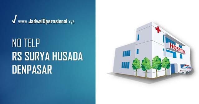 No Telp RS Surya Husada Denpasar