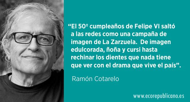 Ramón Cotarelo: De jueces y reyes