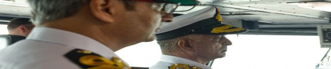 Top Indian Navy Officer Meets With U.S. 3rd Fleet Commander In San Diego