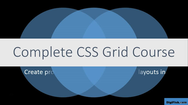 CSS Grid - Build Modern Real World websites fast (+projects)