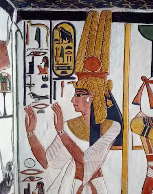 Ancient Egyptian Drawings and Paintings in tombs