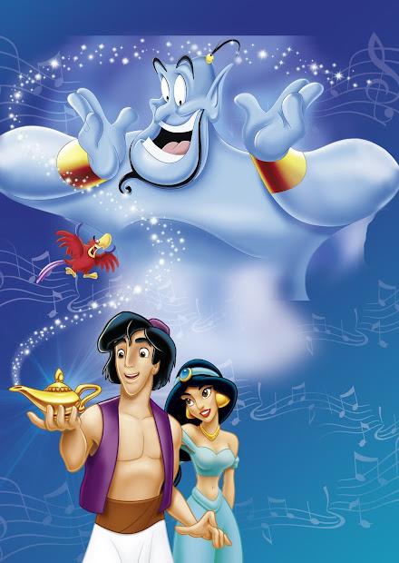 Disney Aladdin Jasmine