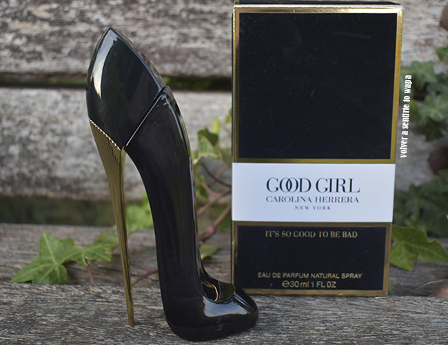 Perfume Good Girl de Carolina Herrera